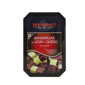 Herpac Banderillas de Atún – Thunfisch Käse Spieße