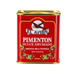 Pimientón de la Vera dulce