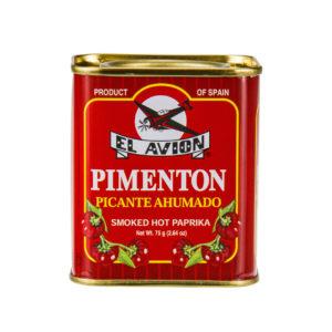 Pimientón de la Vera picante