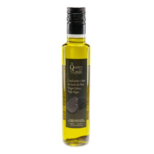 Queen of Truffels – Trüffelöl – Olivenöl mit schwarzem Trüffel