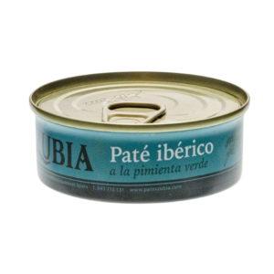 Paté Ibérico al Pimienta verde  78 g