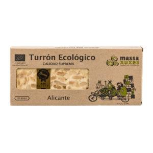 Turrón Alicante 200g – Bio