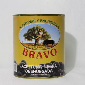 Bravo Oliven schwarz kernlos 3,15/1,45 kg
