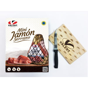 Valent Mini Serrano Natural Geschenkset 1 kg