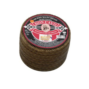 Don Cayo Manchego D.O.P. 1 Kg Laib