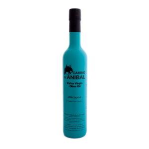 Camino de Anibal Arbequina Olivenöl Nativ Extra Flasche 0,5l