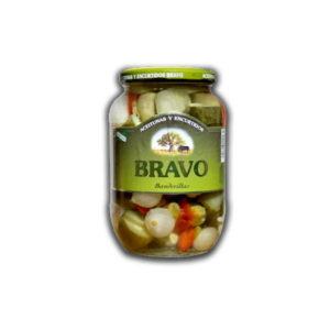 Bravo Banderillas 1000/450g Glas