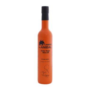 Camino de Anibal Hojiblanca Olivenöl Nativ Extra Glasflasche 0,5l