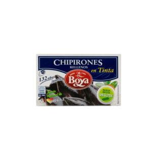 Boya Chipirones en su Tinta – Tintenfischtuben – 110/61g