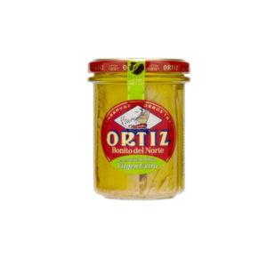 Ortiz Bonito del Norte in Olivenöl 180/150g Glas