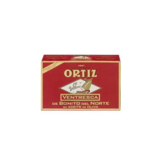 Ortiz Ventresca del Bonito in Olivenöl – weißer Thunfisch