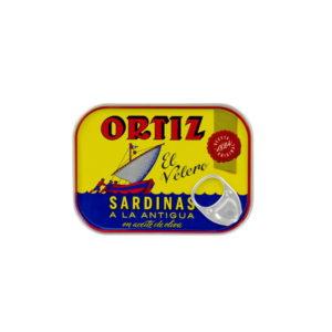 Ortiz Sardinas in Olivenöl 140g Dose