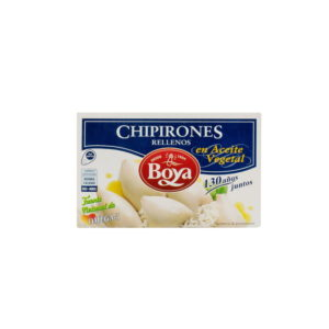 Boya Chipirones Dose 110/61g
