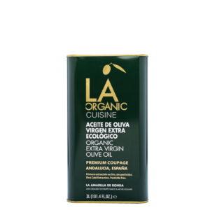 La Cuisine Olivenöl Nativ Extra Bio Dose 3l