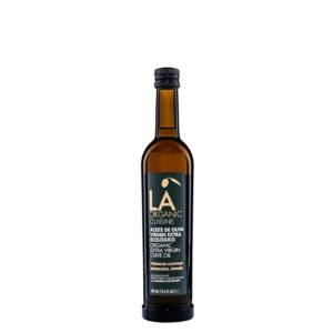 La Cuisine Olivenöl Nativ Extra Bio Glasflasche 0,5l