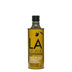 La Original Suave Olivenöl Nativ Extra Bio Dose 0,5l