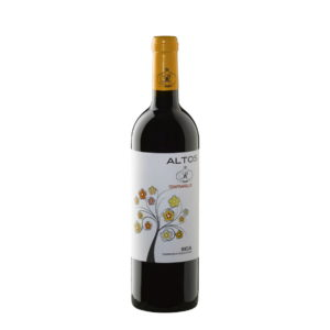 Altos Tempranillo DOP Rioja 2018 0,75 Flasche