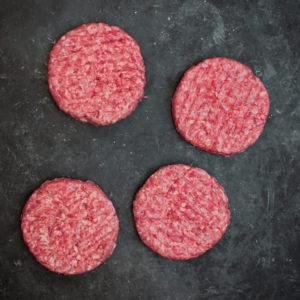 Ibérico Hamburger Patties 4 x 200g